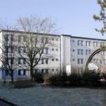 Dortmund, Buerogebaeude Werkstofftechnologie UNI