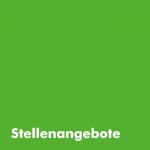 Stellenangebote - Startseite